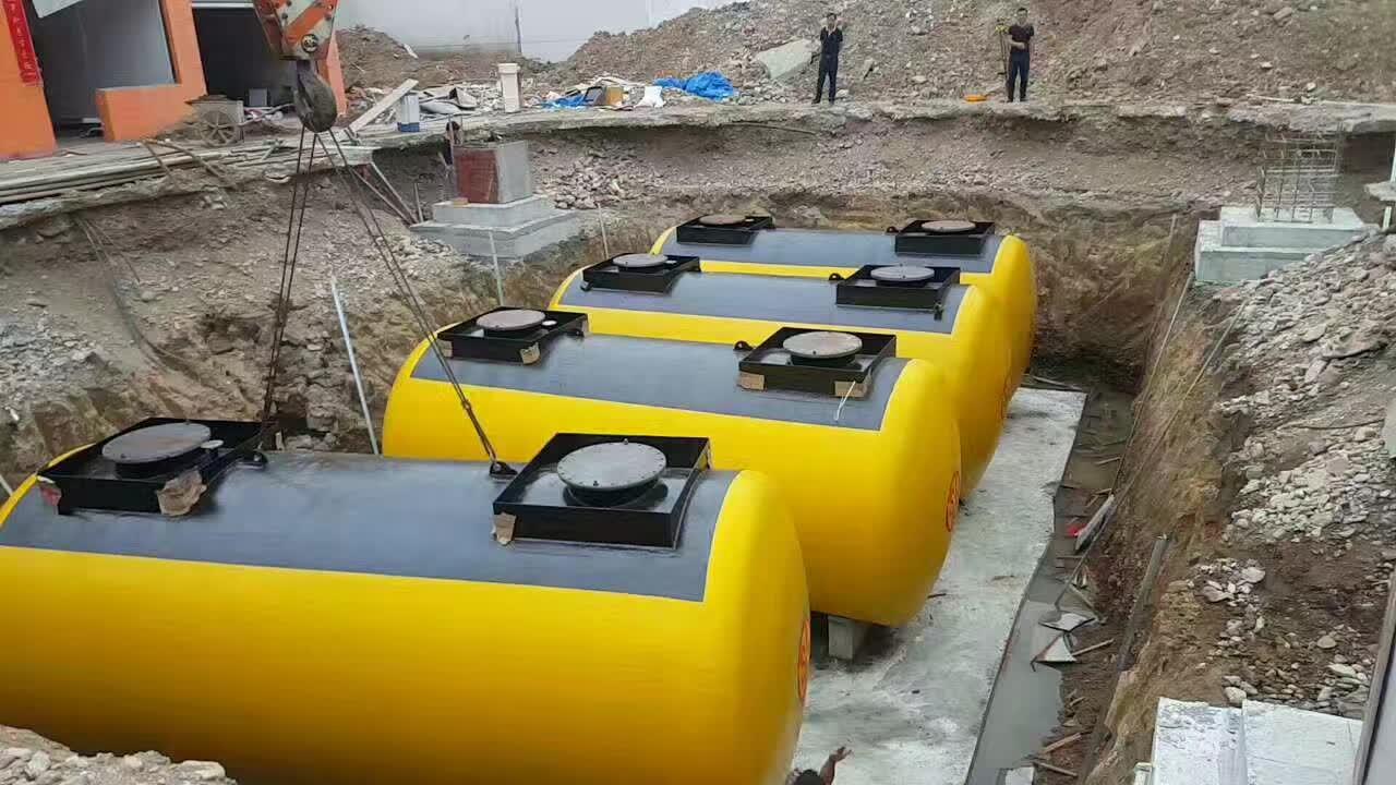 双层油罐设备的防腐措施